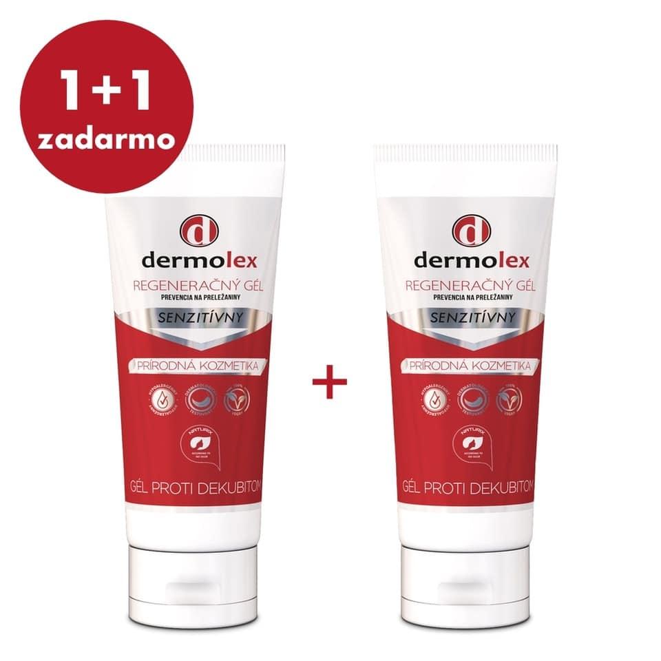Dermolex, gél proti dekubitom 150 ml