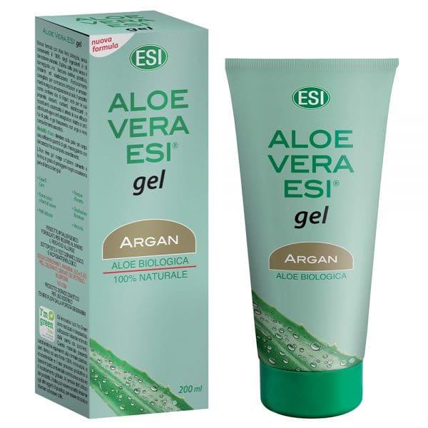 BIO Aloe Vera gél s arganovým olejom