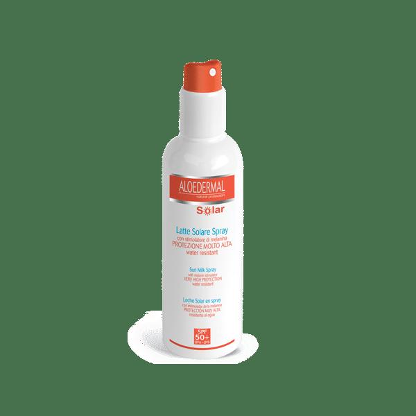ESI ALOE SOLAR SPF50, 150 ml - opaľovacie mlieko v spreji