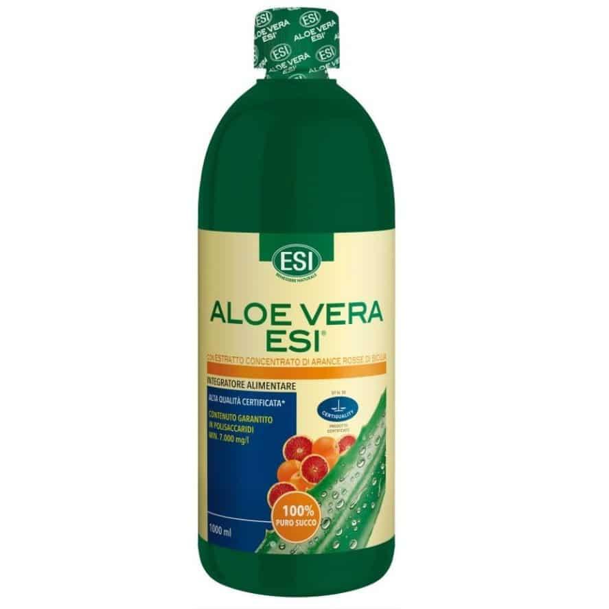 ESI Aloe Vera pomarančová šťava 1l