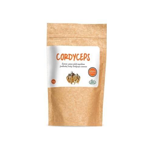 CORDYCEPS sinensis prasok 50g.