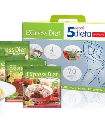 5-dňová diéta Express Diet