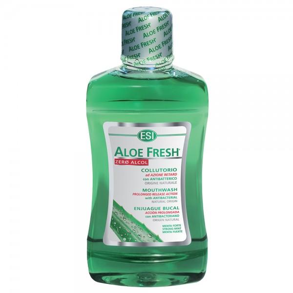ESI Aloe Fresh ÚSTNA VODA bez alkoholu 500 ml