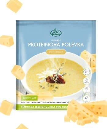 Polievka so syrovou príchuťou Express Diet, 58 g