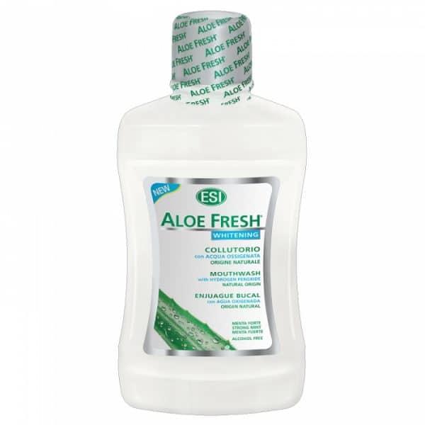 bieliaca ústna voda bez alkoholu, 500 ml