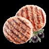 Proteínový Mediterran burger s olivami Express Diet 80 g, vegan