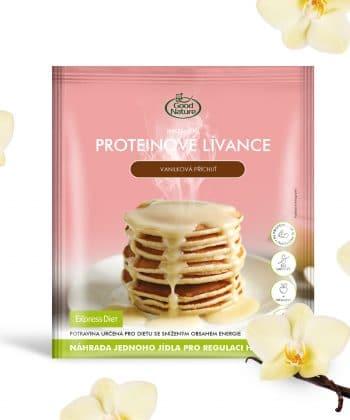 Lievance s vanilkovou príchuťou Express Diet, 65 g